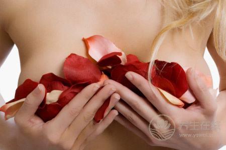 围观 女人胸部发育的5个阶段