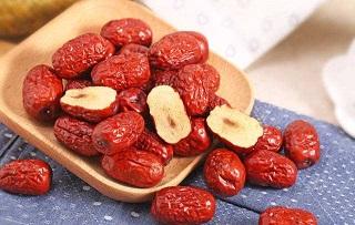 红枣不仅能补充气血,还能缓解痛经!