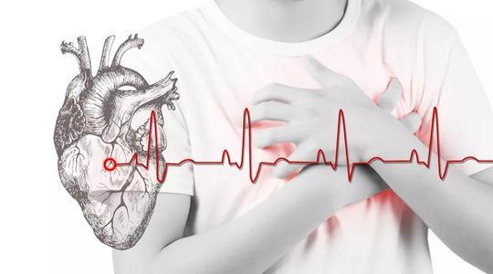 我国中青年出现心肌梗死的比例逐年增加